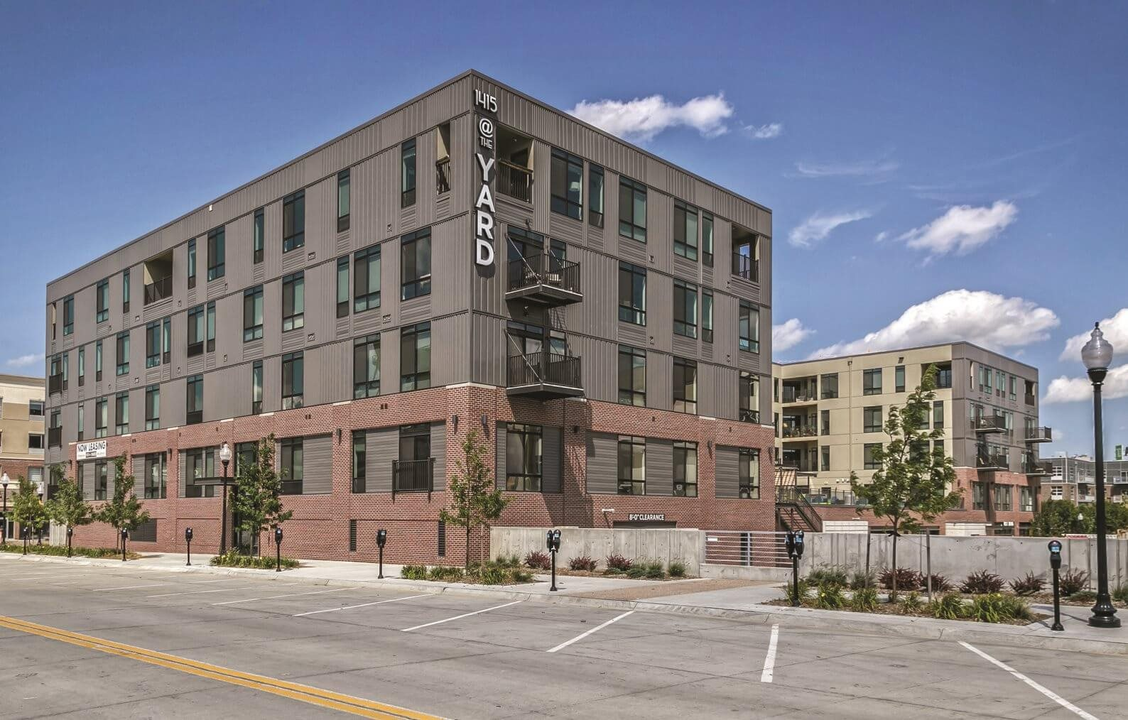 Building Exterior at 1415 @ The Yard, Omaha, NE
