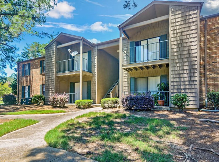 apartments with balcony in Jackson, MS
