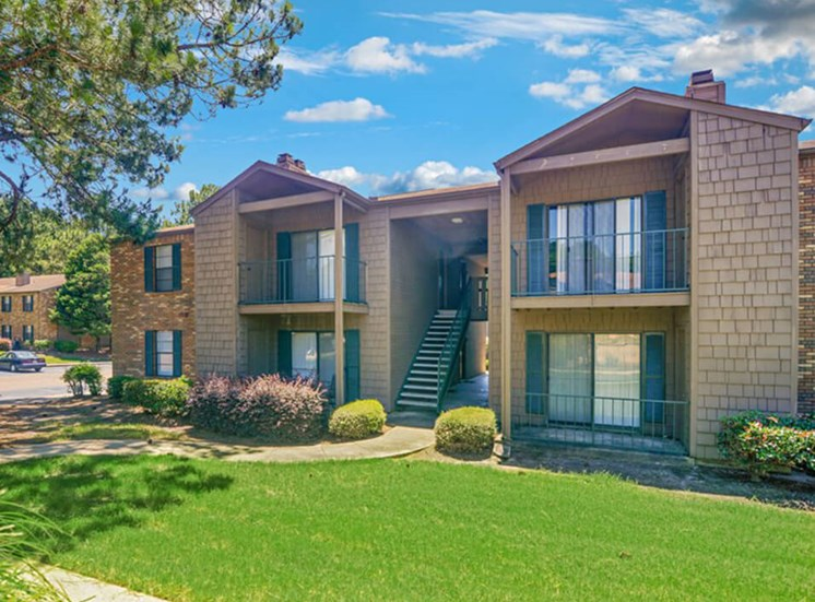 apartments in Jackson, MS with patio or balcony