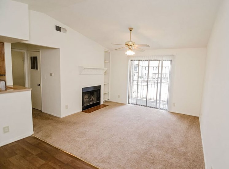high ceiling apartment in Jackson, MS