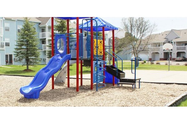 Meadows of Coon Rapids Apartments with a Playground