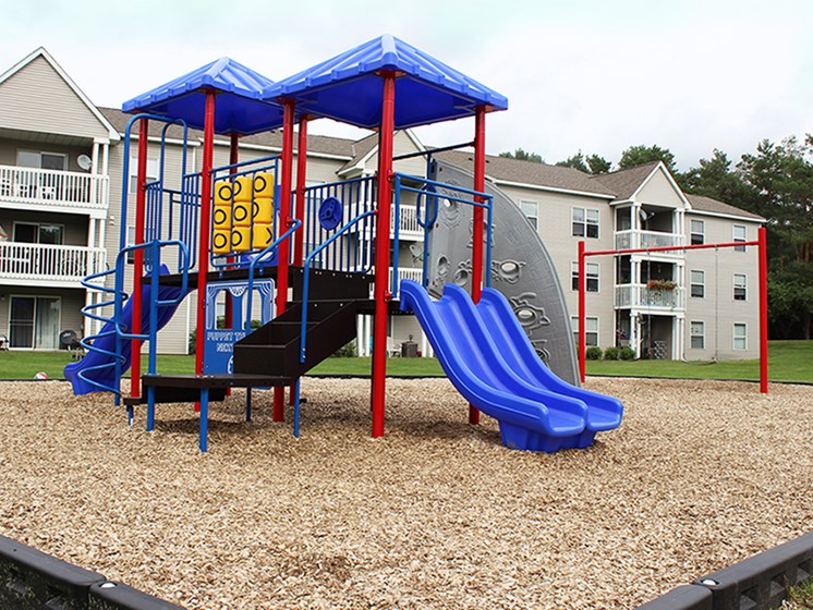 Playground at Meadows of Coon Rapids in Coon Rapids, Minnesota