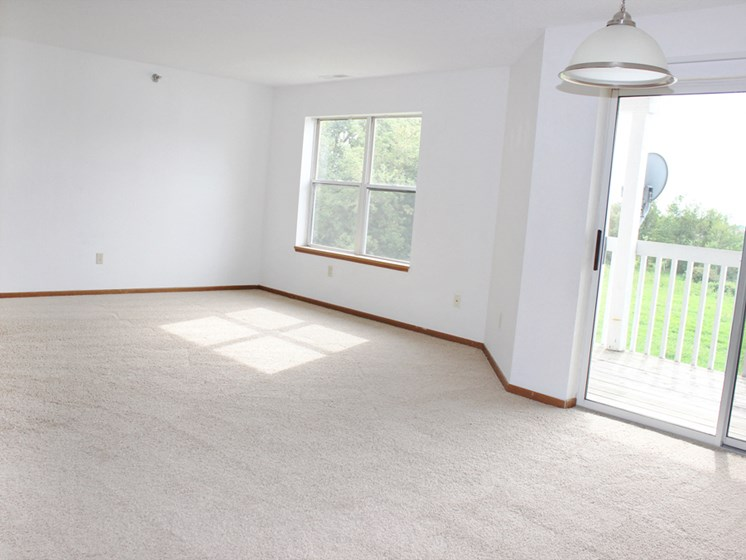 Apartments in Coon Rapids  Living Room