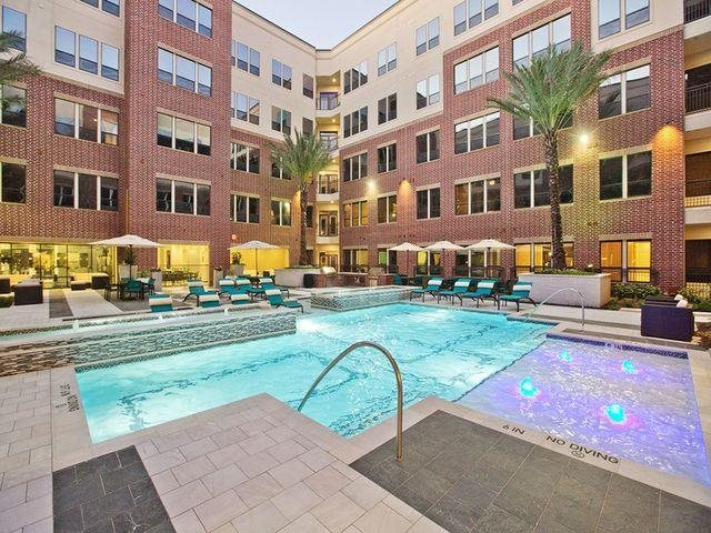 Sparkling Swimming Pool at Midtown Houston by Windsor, Houston, 77002