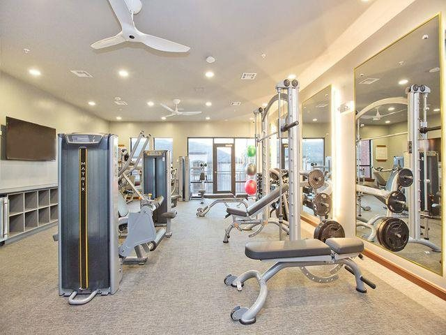 Health and Fitness Center at Midtown Houston by Windsor, Houston, Texas