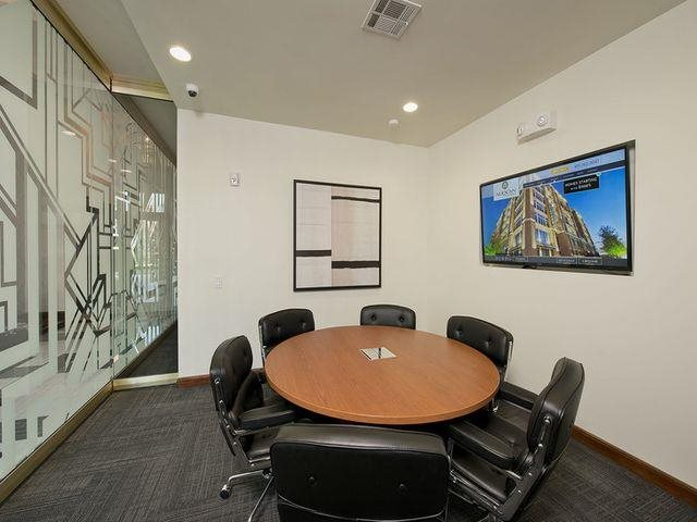 Conference Room at Midtown Houston by Windsor, Texas, 77002