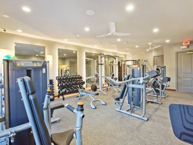 Fully Equipped Fitness Center at Midtown Houston by Windsor, Houston, 77002