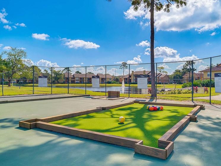 Snookball court