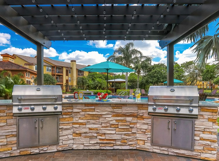 7 bbq grills renovated outdoor space gas grills apts orlando