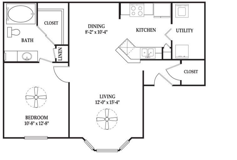 The Park Expanded Floor Plan 4