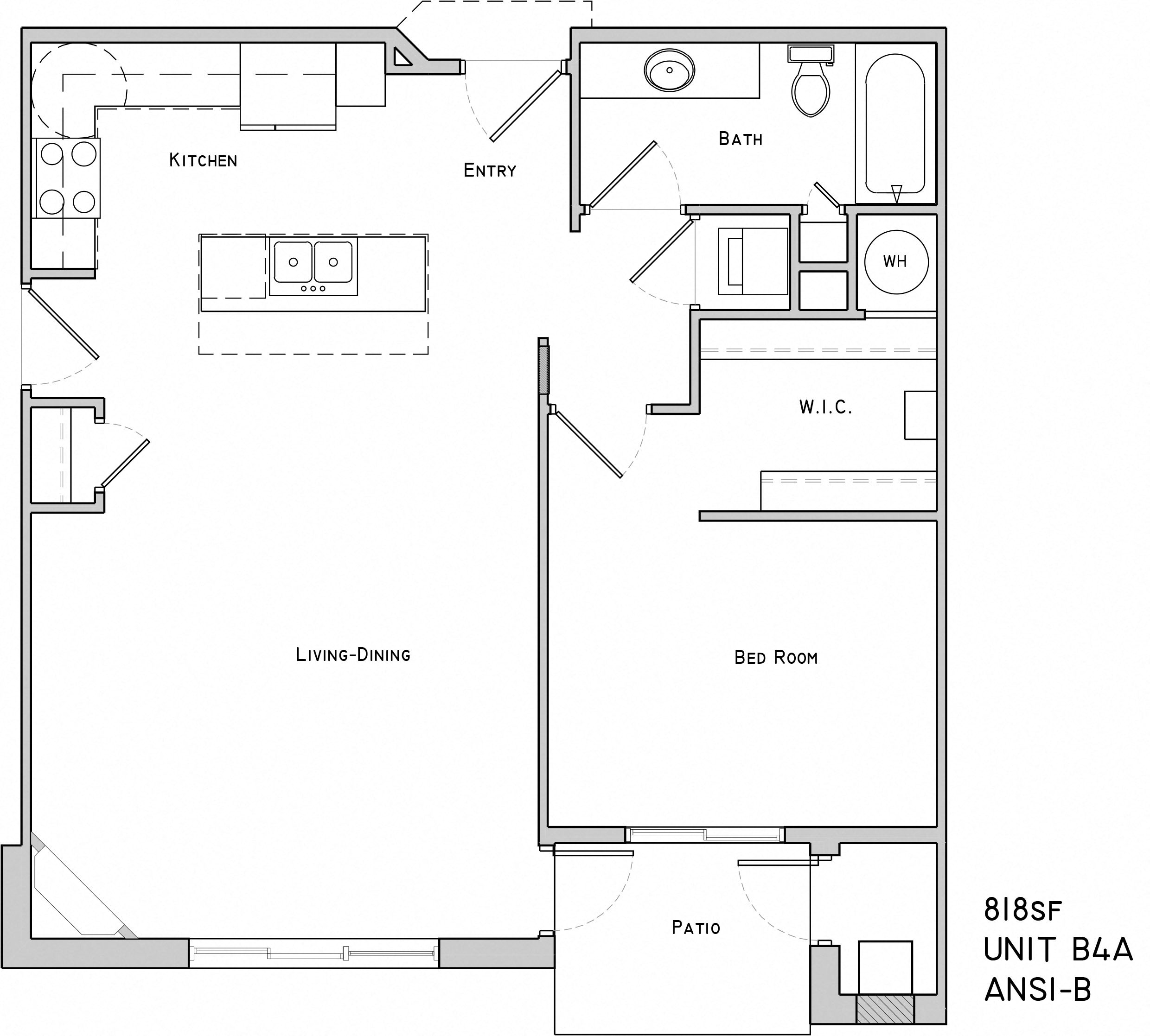The flats at 84 in lincoln ne studio 1 2 3 bedroom - Two bedroom apartments lincoln ne ...