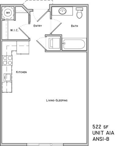 The Flats At 84 In Lincoln Ne Studio 1 2 Amp 3 Bedroom