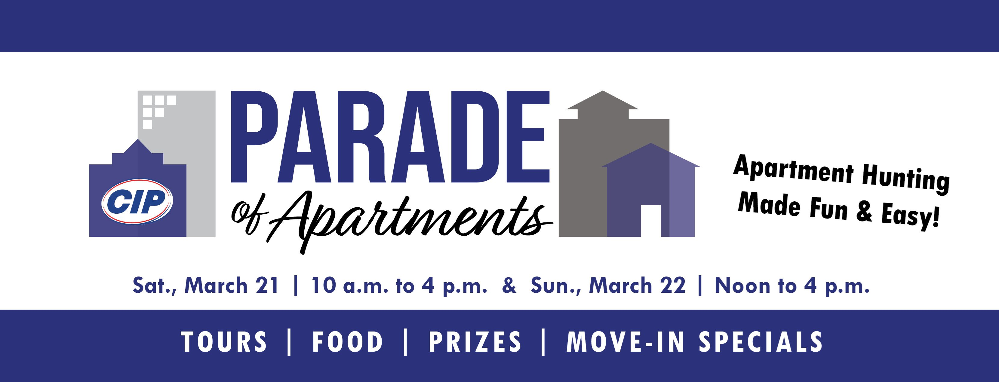 2020 Parade of Apartments is March 21 and 22 in Lincoln and Omaha