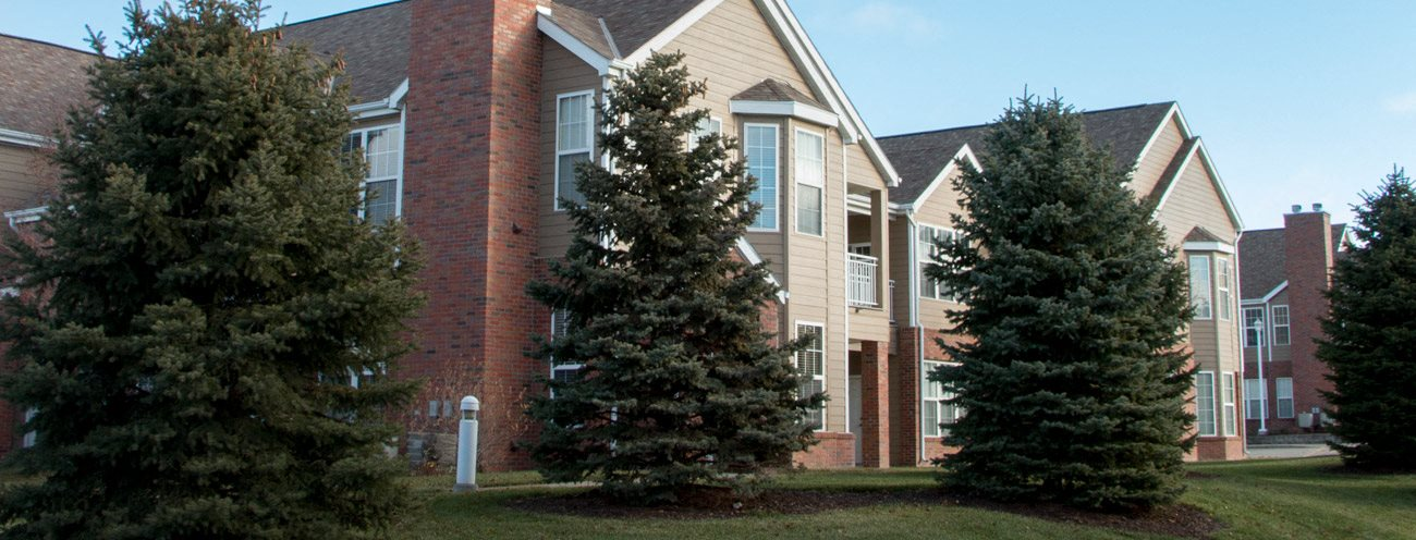 Ridge Pointe Villas Townhouse Apartments In Lincoln Ne