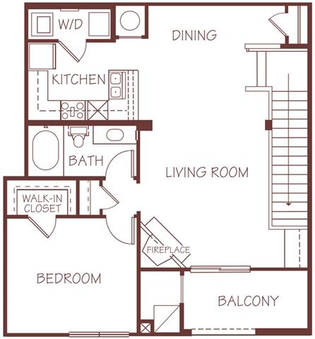 Floor Plans Of Ridge Pointe Villas In Lincoln Ne
