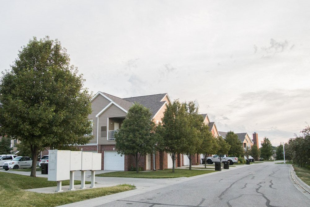 street view of Ridge Pointe Villas