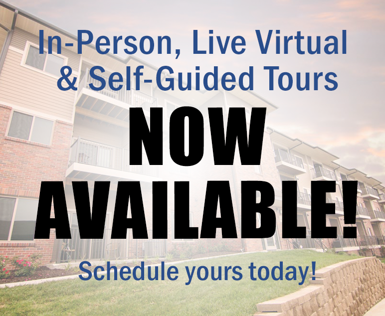 In-Person, Live Virtual and Self-Guided Tours