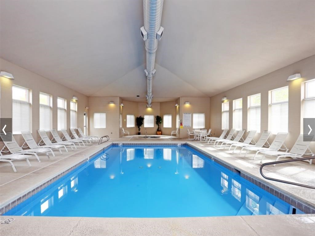 Exteriors-Indoor Saltwater Swimming Pool at Cascade Pines Duplex Homes in Lincoln NE