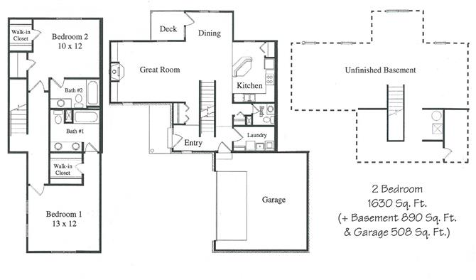 Two Amp Three Bedroom Townhomes For Rent Cascade Pines