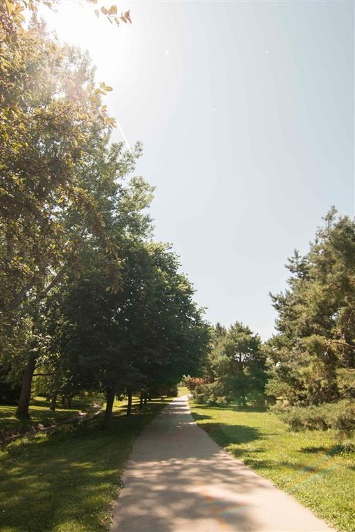 Tierra Williamsburg city trail next to Williamsburg Park Apartments in Lincoln NE
