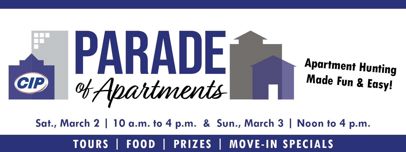 2019 CIP Parade of Apartments