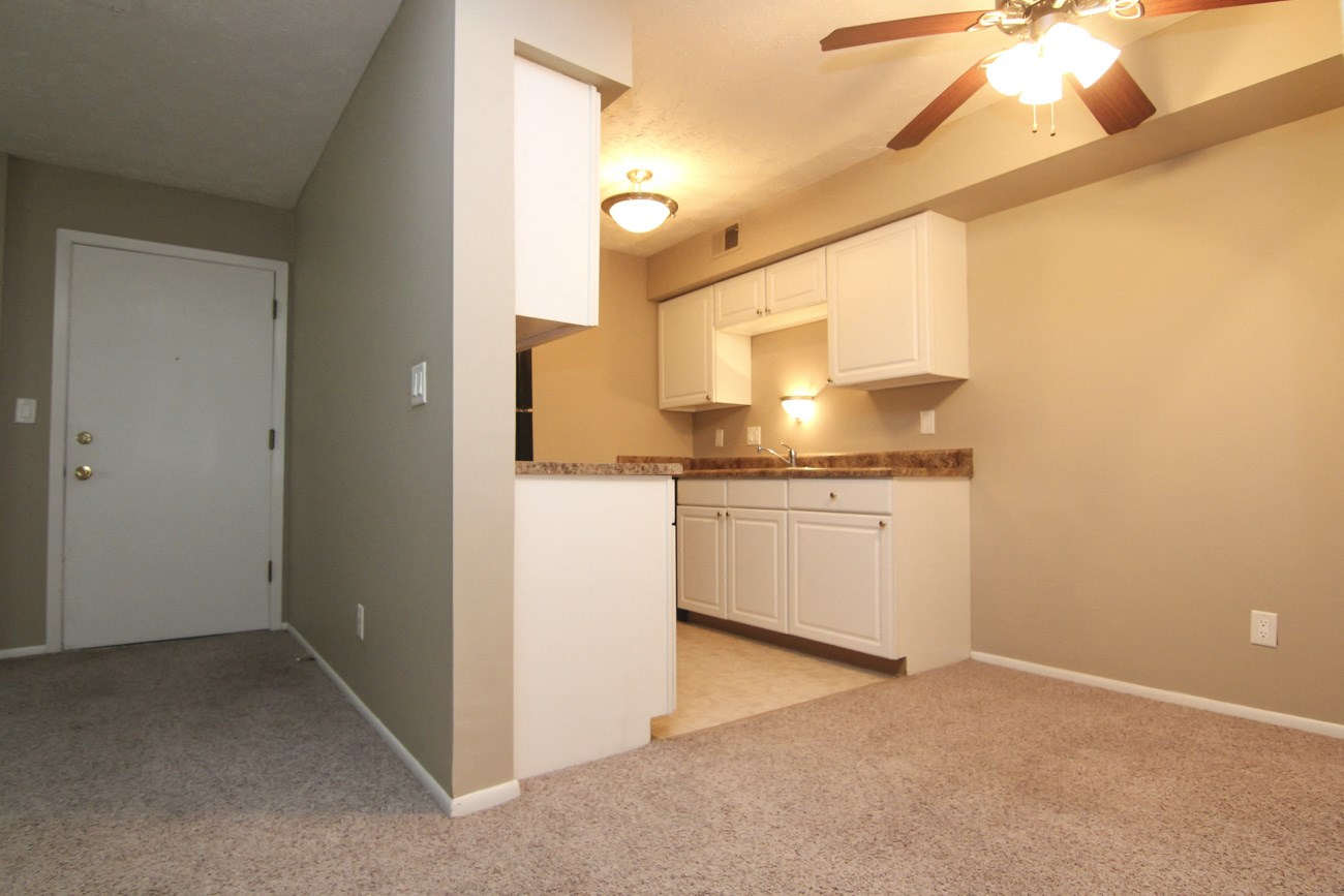 Interiors-Place 72 Apartments renovated kitchen