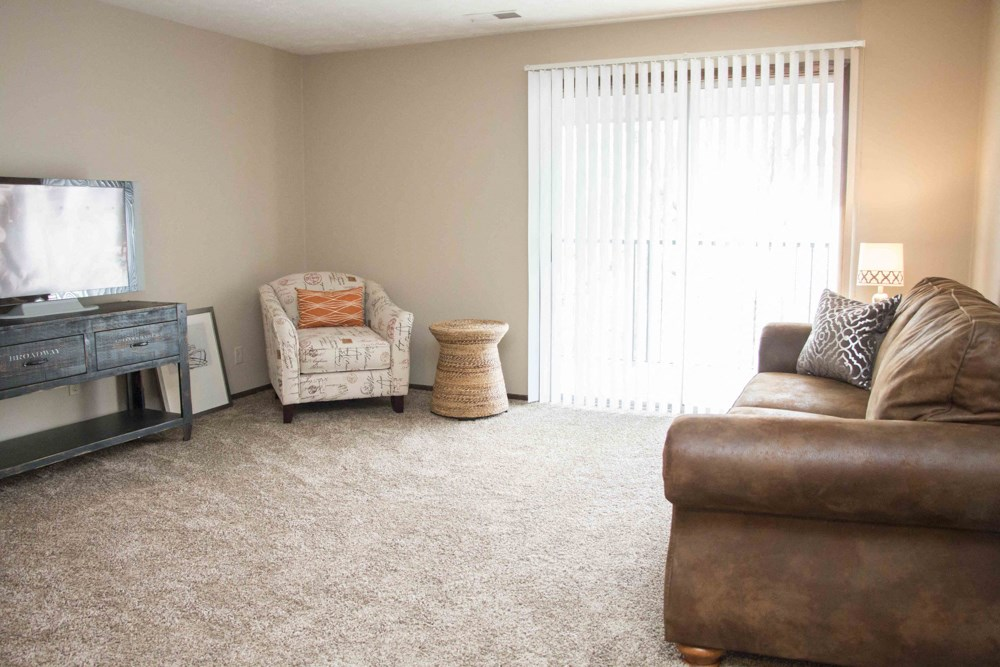 Interiors-1 bedroom apartment at Place 72