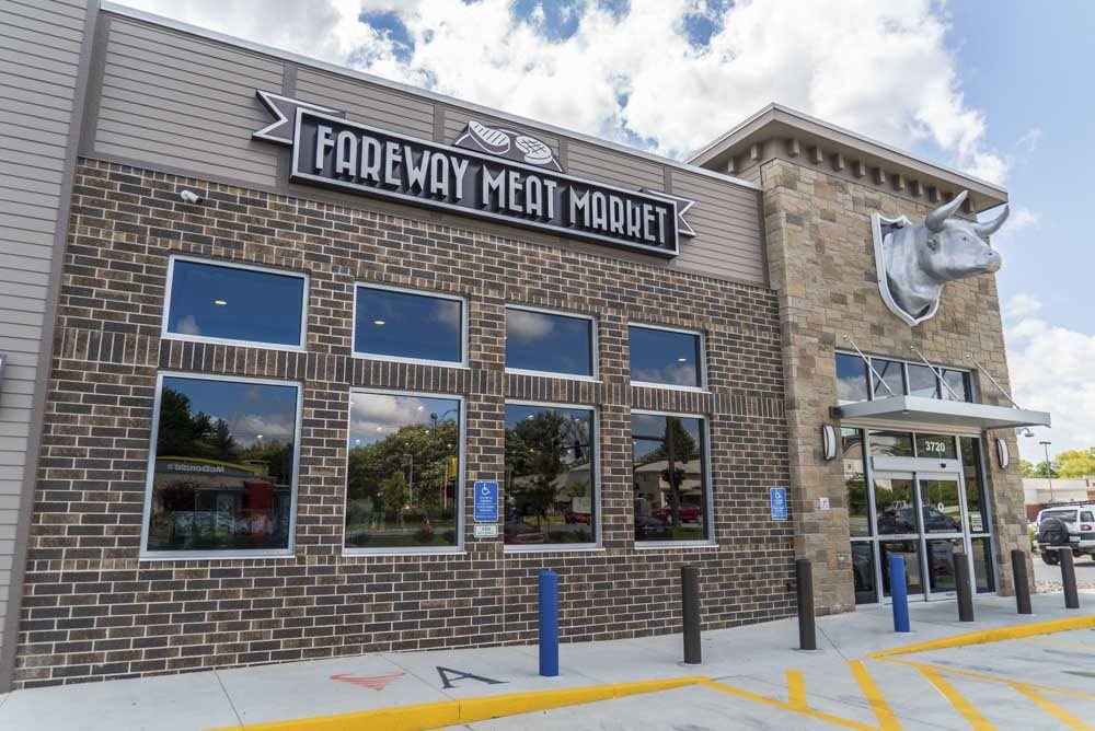 Fareway Meat Market near Wyndham Heights Apartments in west Ames, IA, near Iowa State 50014