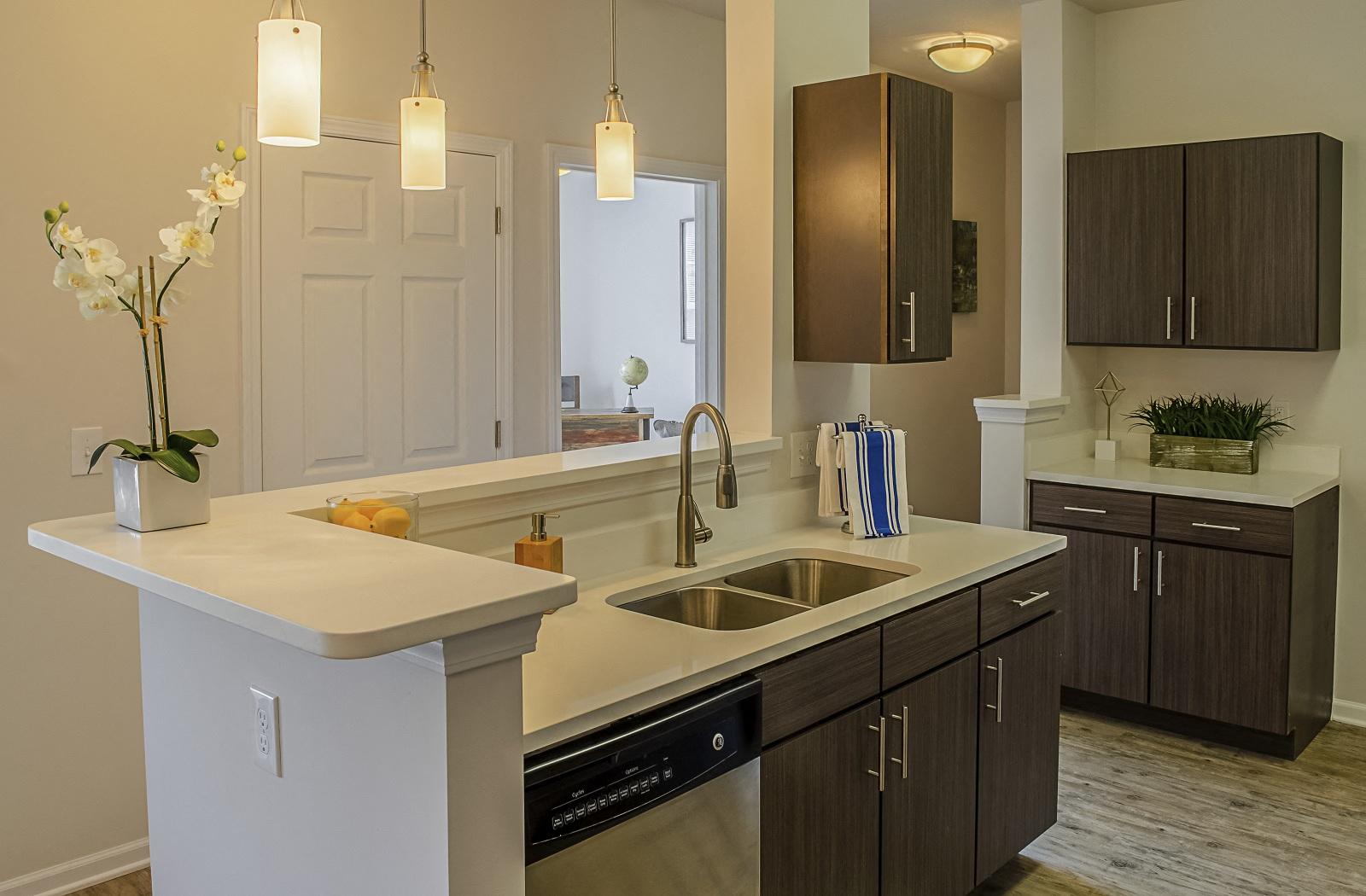 Upscale Kitchens