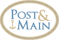 Post and Main Property Logo