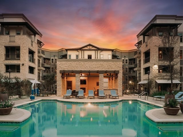 Resort Style Community at Ridgeline at Rogers Ranch, 78257