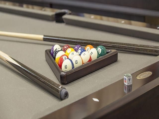 Game Room has  Billiards and Shuffle Board at Ridgeline at Rogers Ranch, 78257