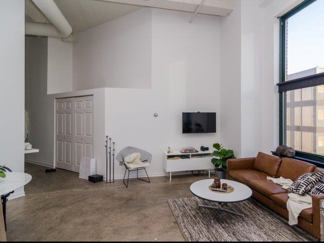 Modern Loft Style Living