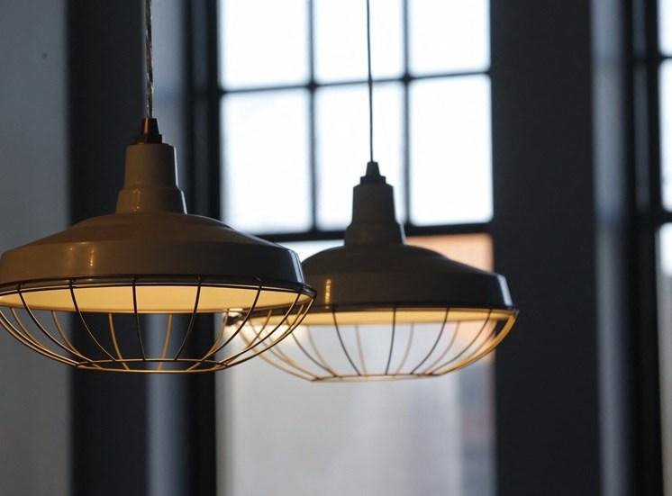 Updated lighting