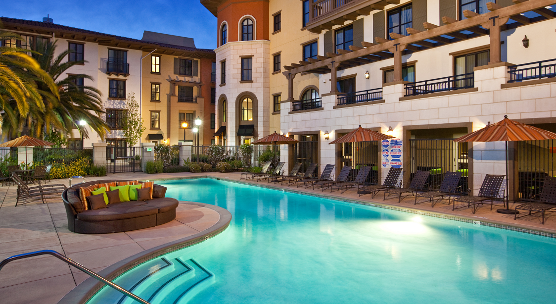 Downtown concord ca apartments for rent renaissance square - One bedroom apartments in concord ca ...