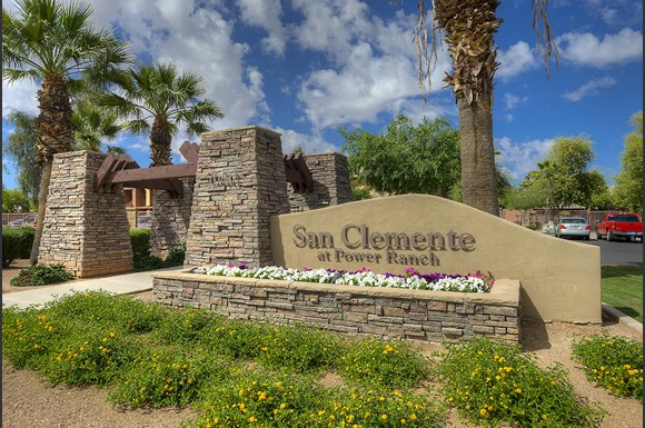 San clemente apartments 7640 s power road gilbert az for Az arredamenti san clemente