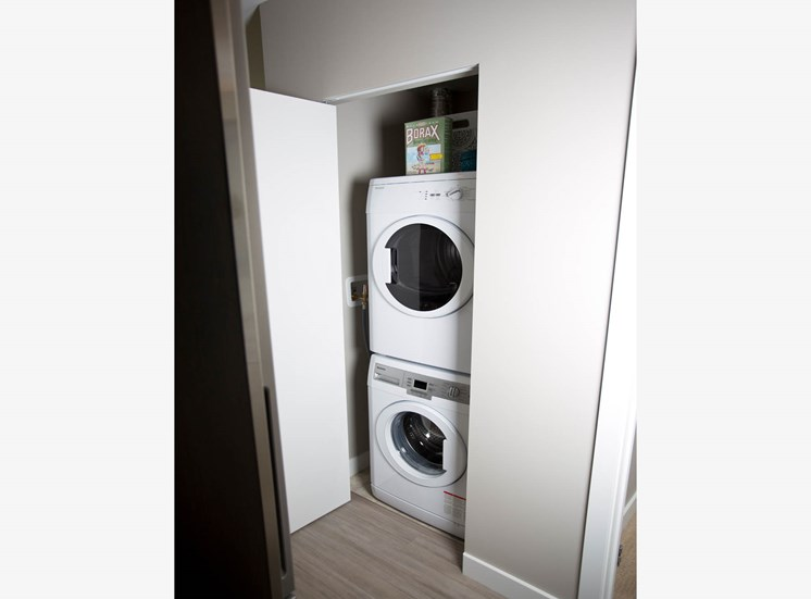 The Urban - 2 BR in suite washer / dryer