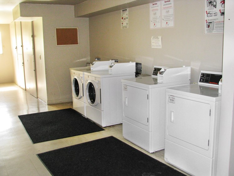Laundry at Hearth Hollow in Derby, KS