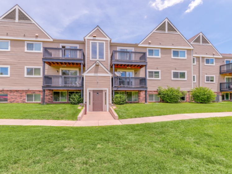 Beautiful apartments at Mt. Carmel Village Apartments in Wichita, KS!