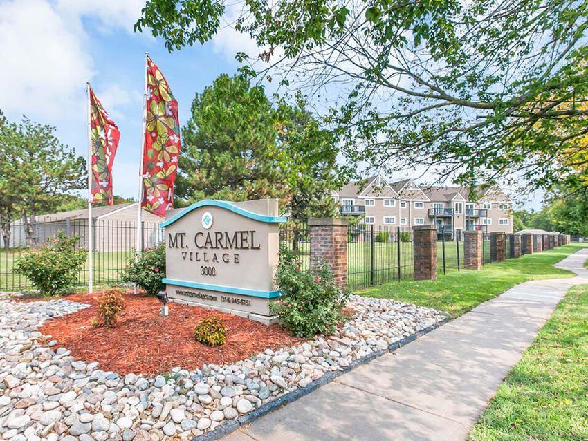 Mt. Carmel Village Apartments in Wichita KS