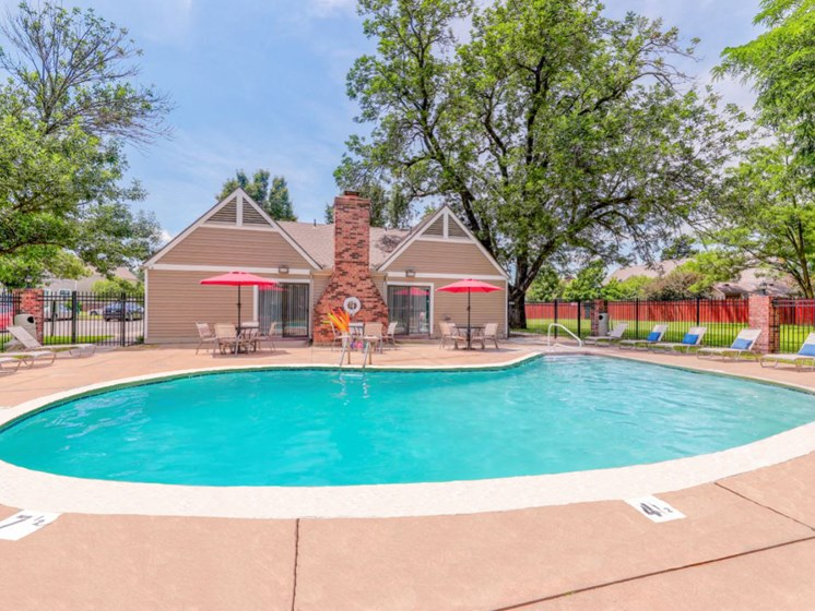 Apartments in Wichita Pool