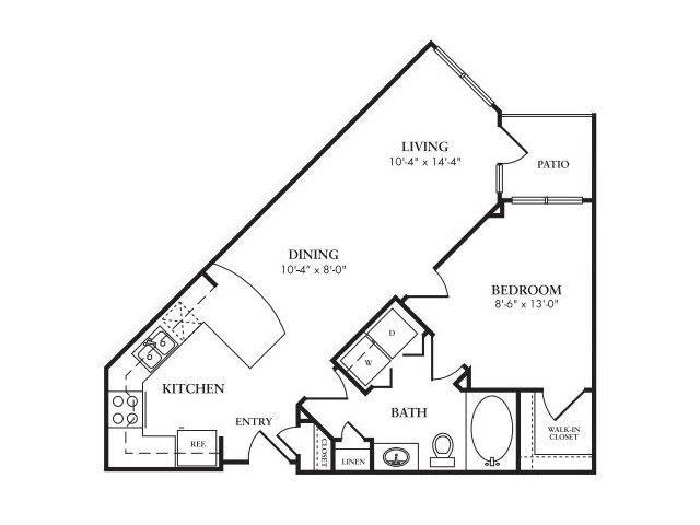 The Cresent Floor Plan 2