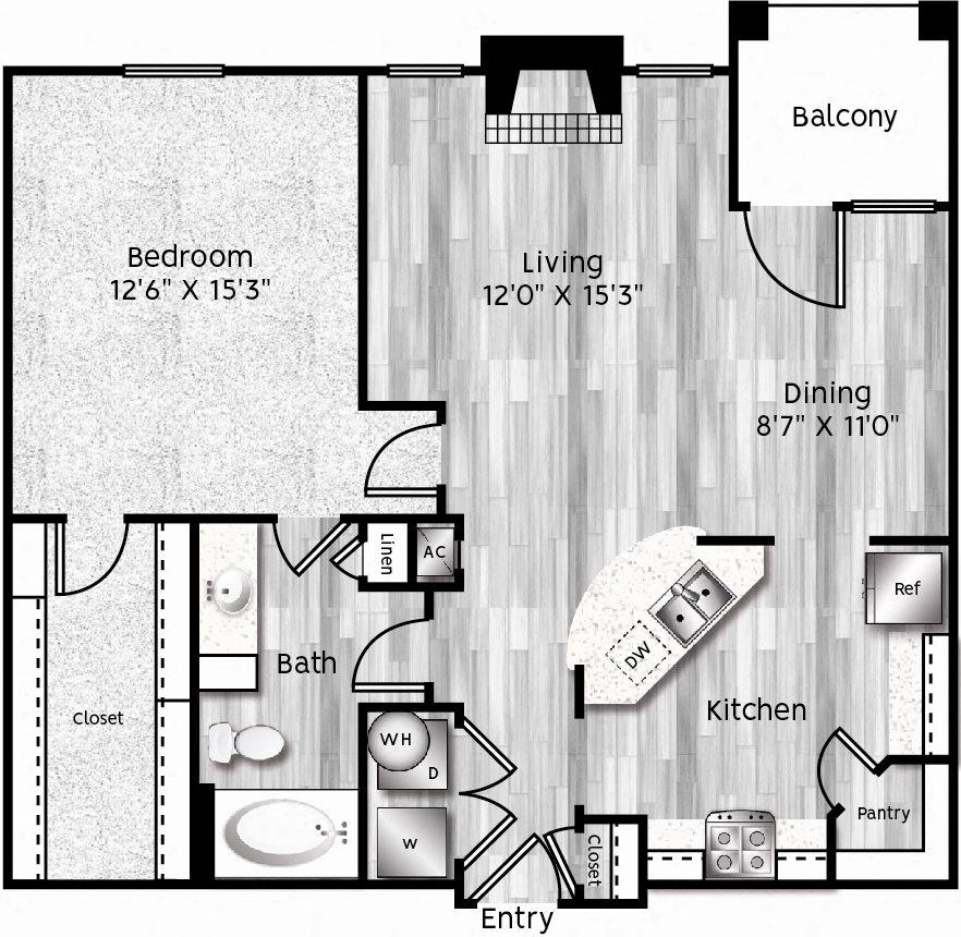 A4-LL Floor Plan 13
