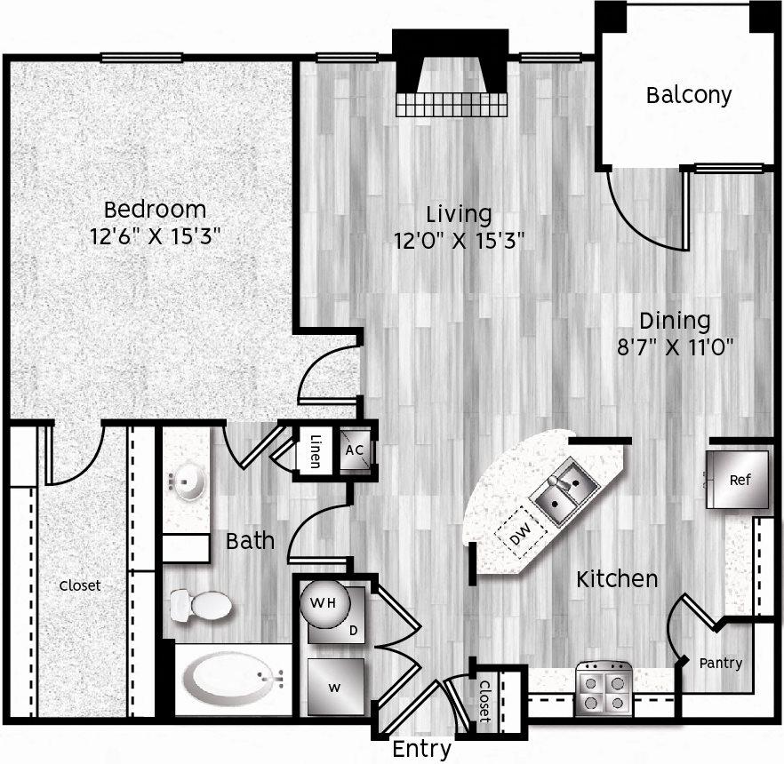 A4-LA GARAGE Floor Plan 12