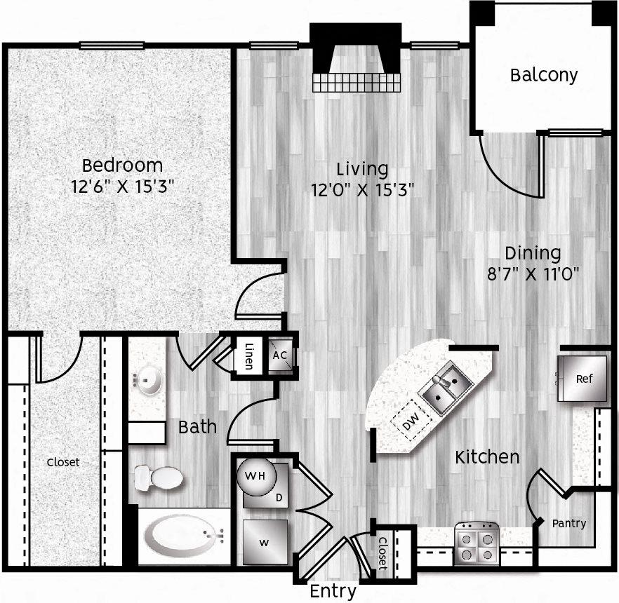 A4-LL GARAGE Floor Plan 14