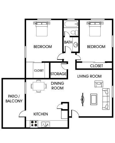 Loft Floor Plan 2
