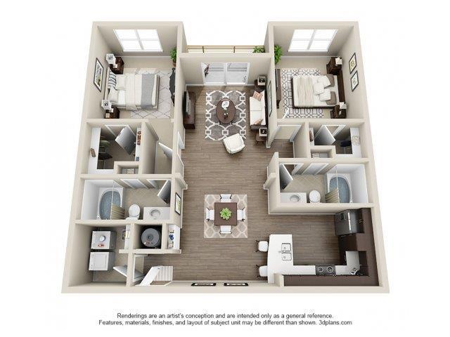 The Davidson Floor Plan 10