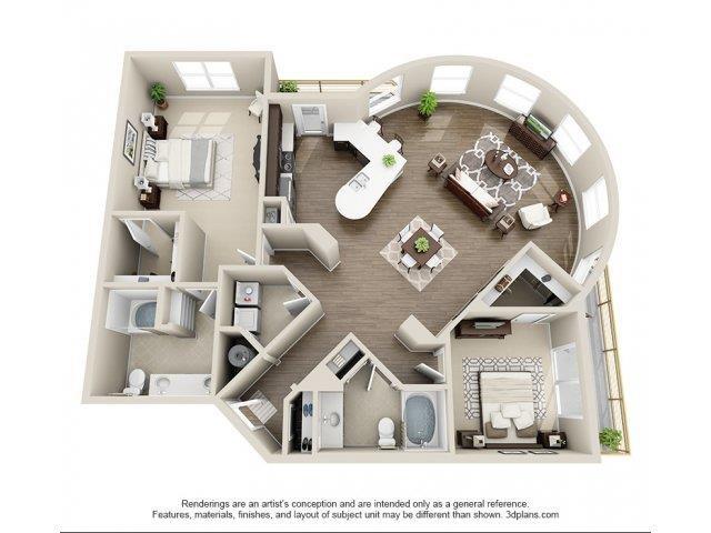 The Elizabeth Floor Plan 11