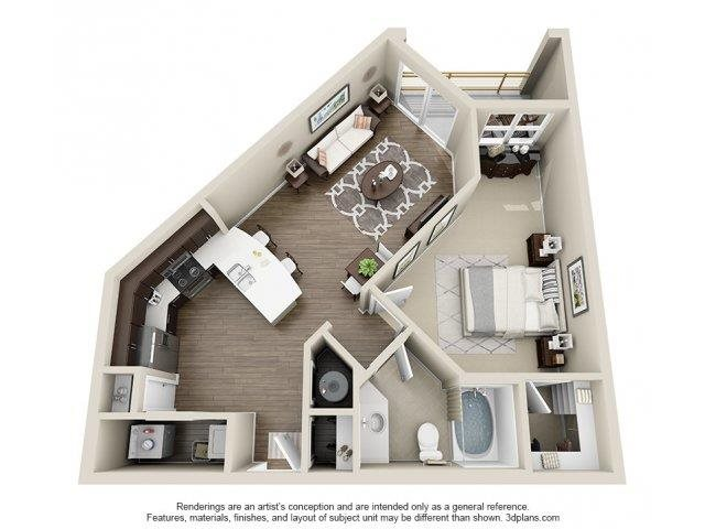 The Jackson Floor Plan 2