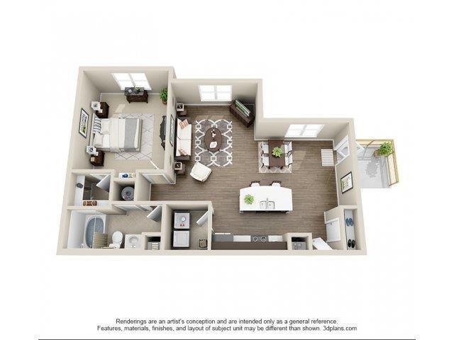 The Linden Floor Plan 6